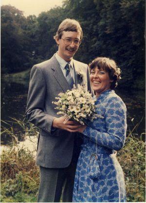 03 1982 - 13-oktober-trouwfoto