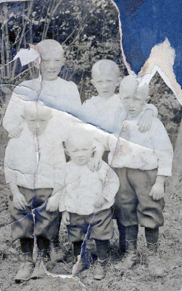 kinderen van Willem Wijma en Baukje Visser